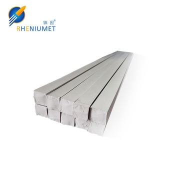 Customized  purity 99.99% polished tungsten bar price for sale