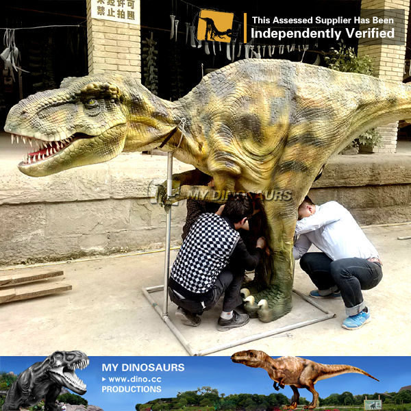 MY Dino-Personal custom entertainment walking with dinosaurs