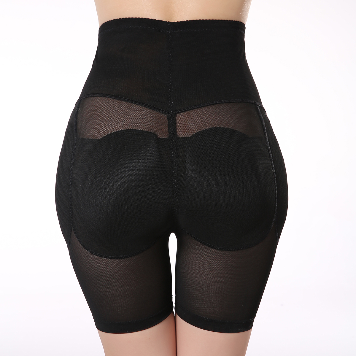 wholesale high waist butt lifter padded panties  body shaper butt lifter plus size