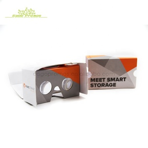 Hot Selling Largest Sale and Cheapest Price Diy Google Cardboard 2.0 3d Vr Glasses
