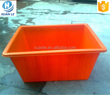 Cheap Price Rectangular Open Top Large Plastic Water Container Tarpaulin -  Buy Open Top Tank,Open Top Containers Price,Large Plastic Container Product