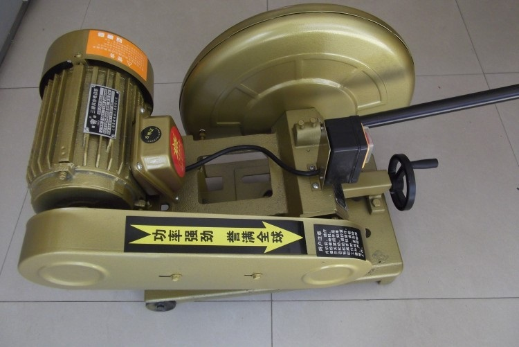 China supplier abrasive wheel cut off machine with good price