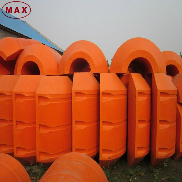 Cable hose float/floater for marine dredge, pumps, pipelines
