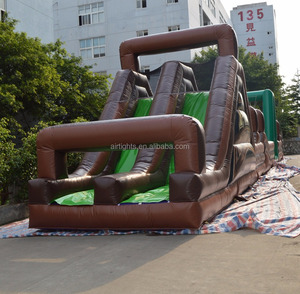Latest toy craze inflatable obstacle course for sports games
