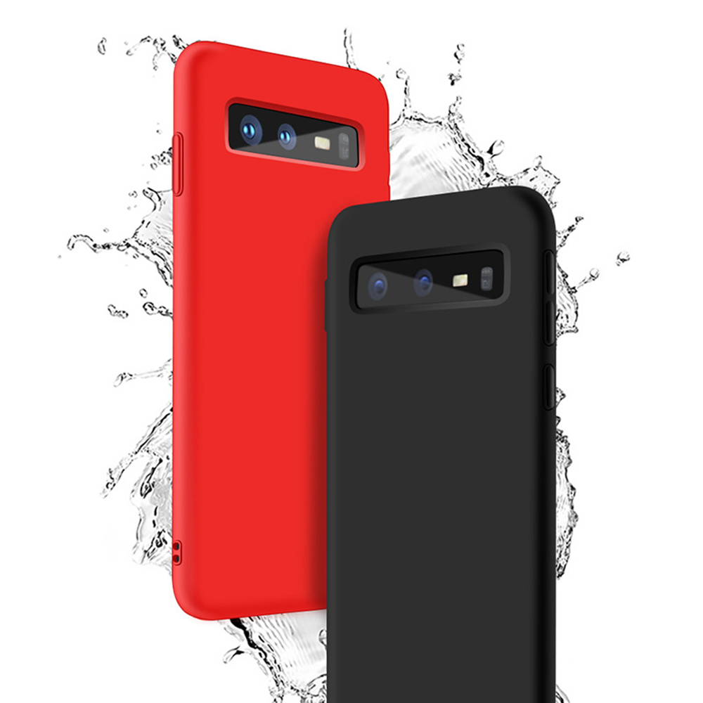 Free Shipping OTAO Original Silicone <strong>Case</strong> For Samsung S10E S10 S9 S8 Plus S7 Edge Note 9 8 A7 A6 J5 J7 Soft Silicon Phone Cover