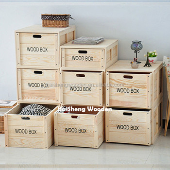Wholesale Large Stackable Wooden Storage Boxes with Drawer & Wholesale Large Stackable Wooden Storage Boxes With Drawer - Buy ...