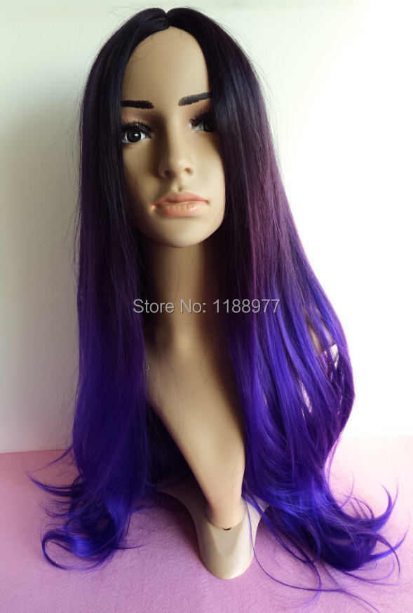 Phenomenal High Quality Black Purple Hairstyles Promotion Shop For High Hairstyles For Women Draintrainus