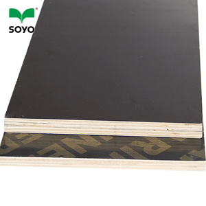 1800x1200mm Australia Standard Film Faced Plywood, 17mm F17 Construction Plywood
