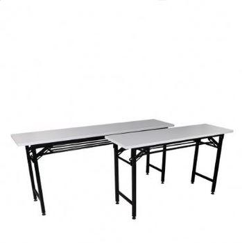Estilo Clásico 6ft De Diseño De Moda Comedor Mesa Plegable Mesa De En Línea  - Buy Juego De Mesa De Comedor De Diseño De Moda,Mesa Plegable De Diseño ...