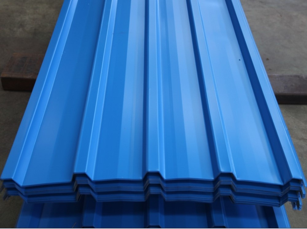 Z120 G40 Steel Plate Prepainted Color Galvanized Steel