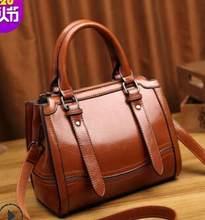 Роскошные сумки, женские сумки, дизайнерская сумка на плечо из натуральной кожи, 2018, Сумка с верхней ручкой, женская сумка для покупок, бренд...(Китай)