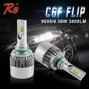 C6f Led Scheinwerfer Auto 9005 9006 9012 880 Led Bulbs India Price