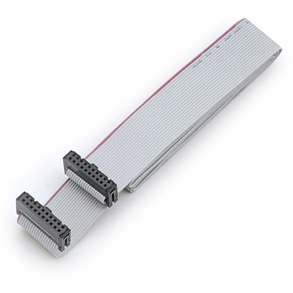 2x3 Pin 6 Pin Socket to Socket IDC Connector Ribbon Cable