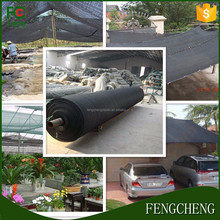 HDPE agricultural farming roof green sun shade nets price/greenhouse shade cloth