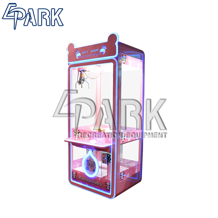 Attractive Cute bears design mini crane claw machine selling doll game machine <strong>for</strong> <strong>sale</strong>