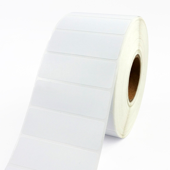barcode stickers label rolls printing labels blank vinyl sticker paper roll