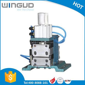 pneumatic wire stripping machine