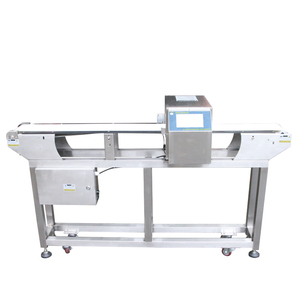 Food safety grade processing conveyor belt metal detector