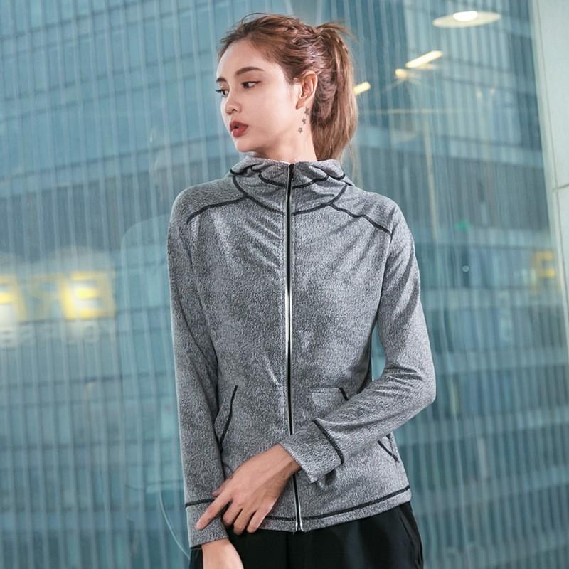 High Quality Women Yoga Coat
