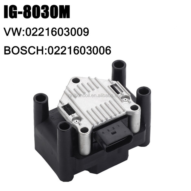 AUTO PARTS VW SKODA 0221603009 032905106 IGNITION COIL FOR AUDI