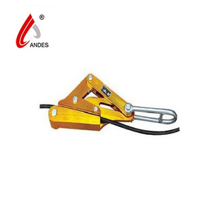 Aluminum alloy wire pulling grip hand tools
