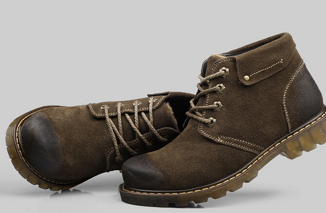 Mens Casual Snow Boots Yu Boots