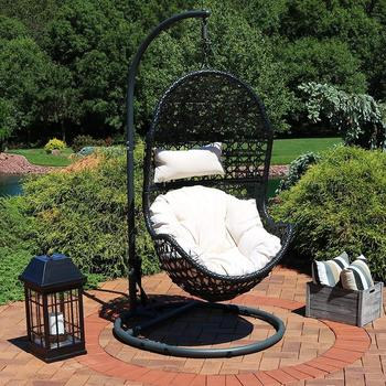 Outstanding Hanging Egg Chair With Steel Stand Set Resin Wicker Large Basket Design Indoor Or Outdoor Use Buy Hanging Wicker Egg Chair Furniture Outdoor Egg Home Interior And Landscaping Ologienasavecom