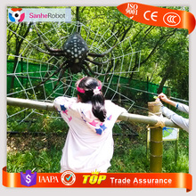 Catcher artificial garden animatronic insect capture net