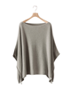 thick fashion casual bat sleeve large size woman summer poncho top cape poncho sweater