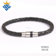 2017 Latest Design Genuine Leather Men Bracelet/Bangle