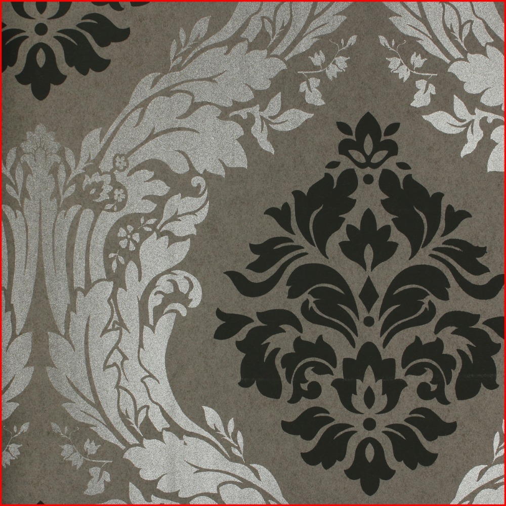 Classical Exquisite Design Non-woven Italian Wallpaper