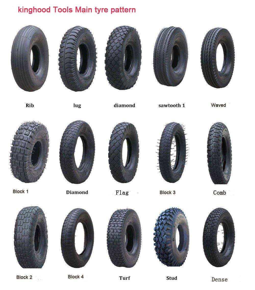 4 80 4 00 8 Wheelbarrow Tire Tube Cross Square Diamond Tread Buy