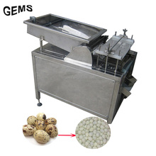 304 stainless steel quail egg peeler machine for industrial
