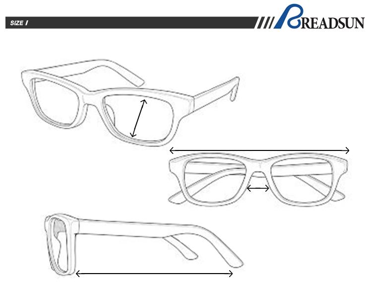 READSUN glasses frames eyewear stylish mens sunglasses polarized