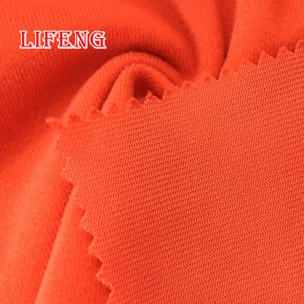 professional super poly one side brushed loop tricot velvet fabric for medical