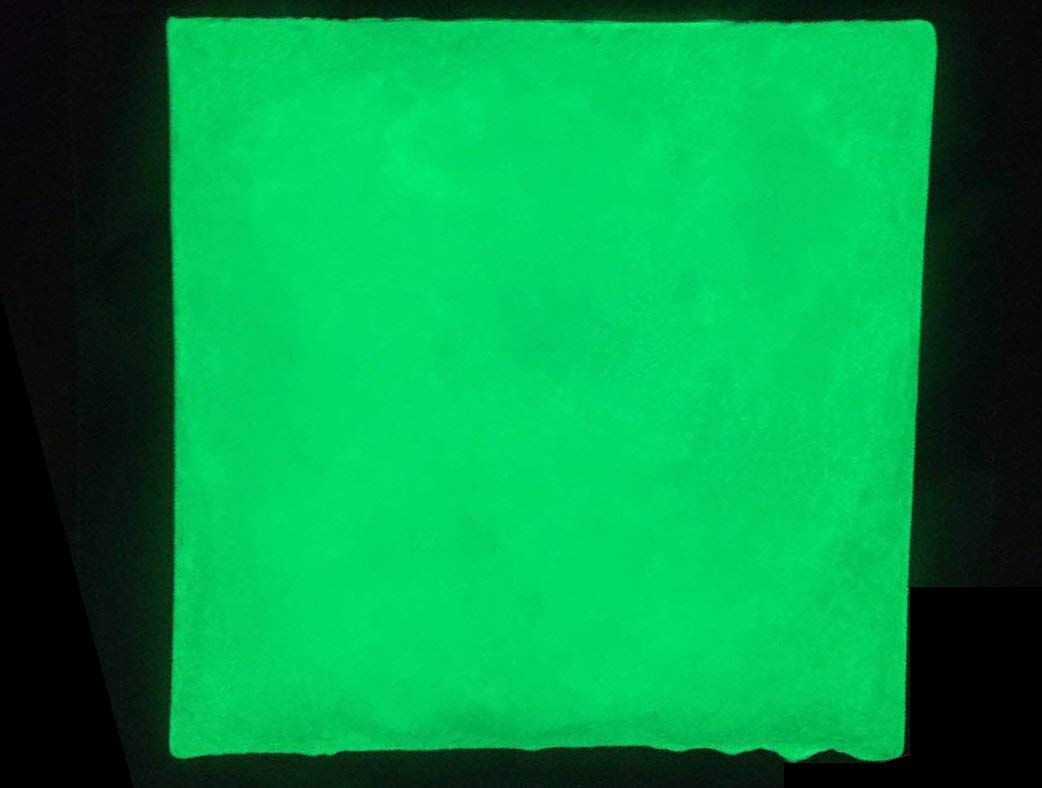 (Colorlight) Glow in The Dark Pigment Powder, Non-Toxic, for Painting 30 Gram (1 Ounce) (45-65μm)