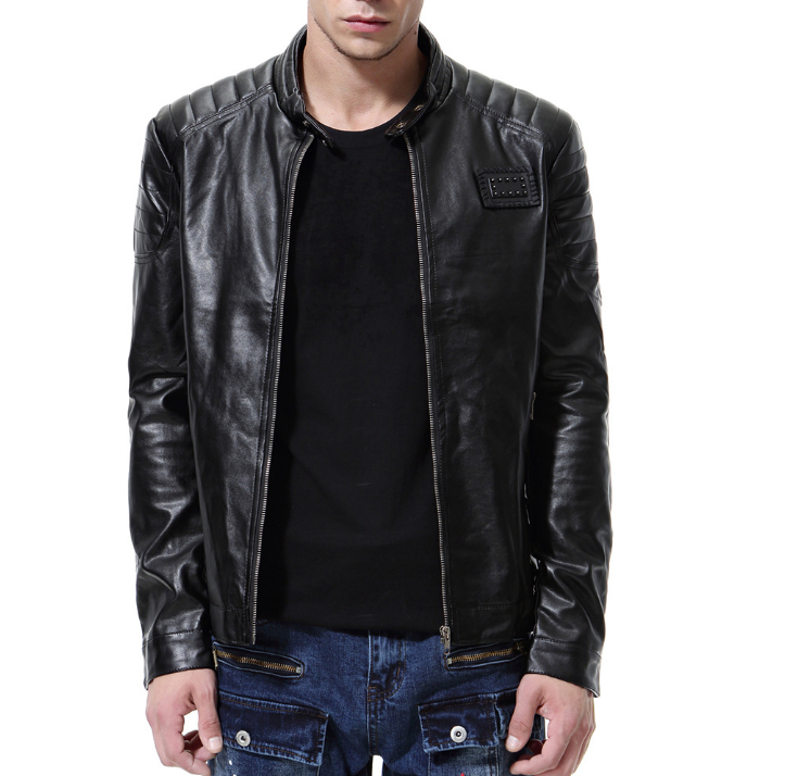 jackette for men <strong>leather</strong>