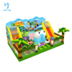 China good quality inflatable super combo castle bouncers slide