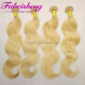 2016 FBS new arrival brazilian gold jewelry real mink brazilian hair unprocessed wholesale virgin brazilian hair