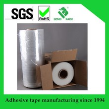 18 Micron Stretch Wrap, Plastic Stretch Film, Pallet Shrink Wrap Factory