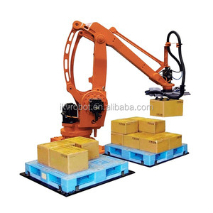 Wholesale low cost small mechanical palletizer robot for factory