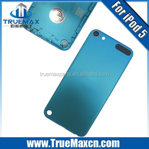 Original back housing for ipod touch 5 back cover with frame,for ipod touch 5 back cover with small parts