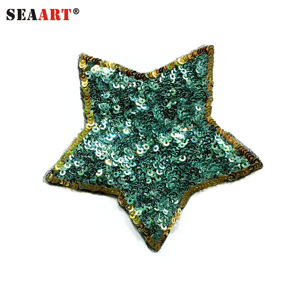 Star Sequin Embroidery Designs For Curtains Embroidery Floss Wholesale