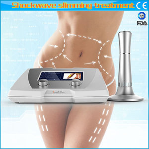 Ultrasonic electric Shock Wave Therapy Physical Device for beauty