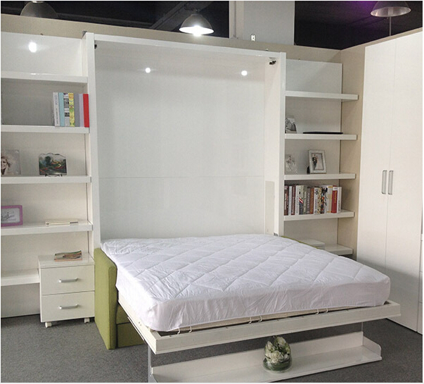 Modern Folding Wall Bed Hidden Wall Bed Murphy Bed With