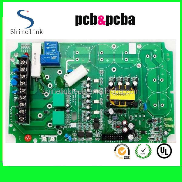 Customized FR4 pcb assembly and pcb manufacturer with high-quality