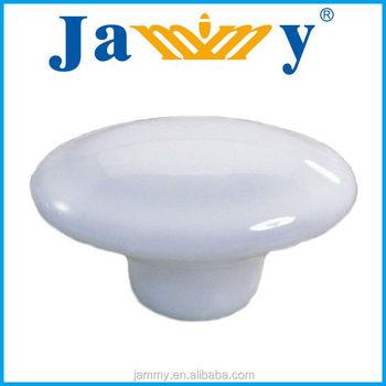 Puro Bianco Pomelli In Ceramica,Semplice Forma Ovale Di Ceramica  Tira,Armadio Cucina Maniglie,Maniglie Per Mobili - Buy Semplice Forma Ovale  Pomelli ...