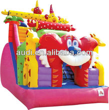 mini Inflatable Slide jump bouncies