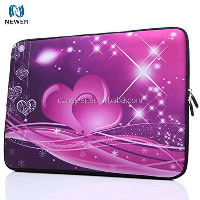 Portable Fashion Soft Waterproof Neoprene Laptop Computer Bag/Sleeve/Case