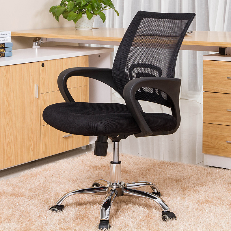 Sale promotion rotating alibaba office chairs mid back task chair
